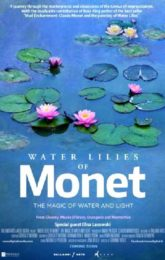 Arts in Cinema: Water Lilies by  Monet