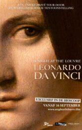 A Night at the Louvre, Leonardo Da Vinci
